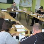 Cała klasa uczestników :)